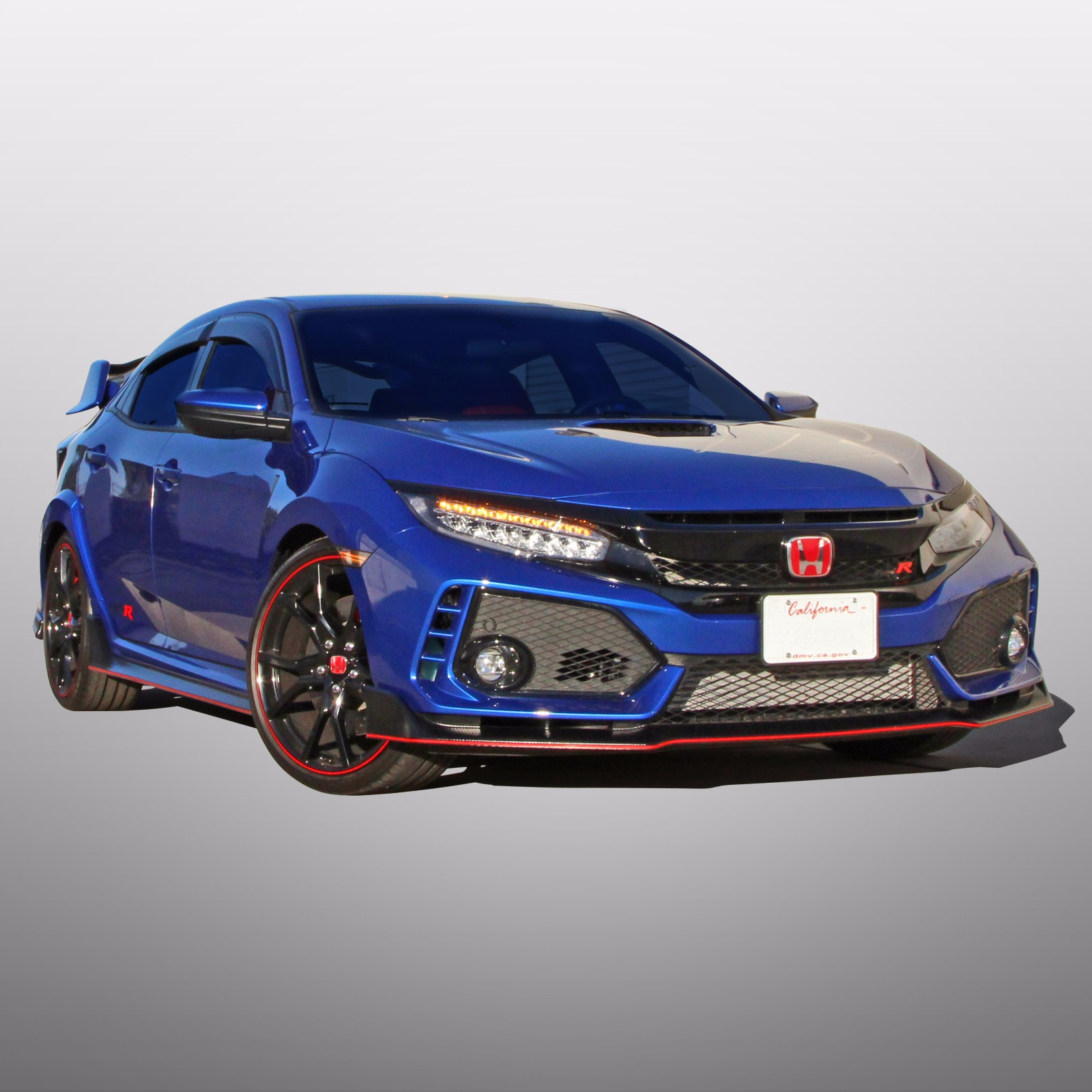 Honda Civic Commercial >> Project RA Honda Civic Type R LED Switchback Sidemarker ...