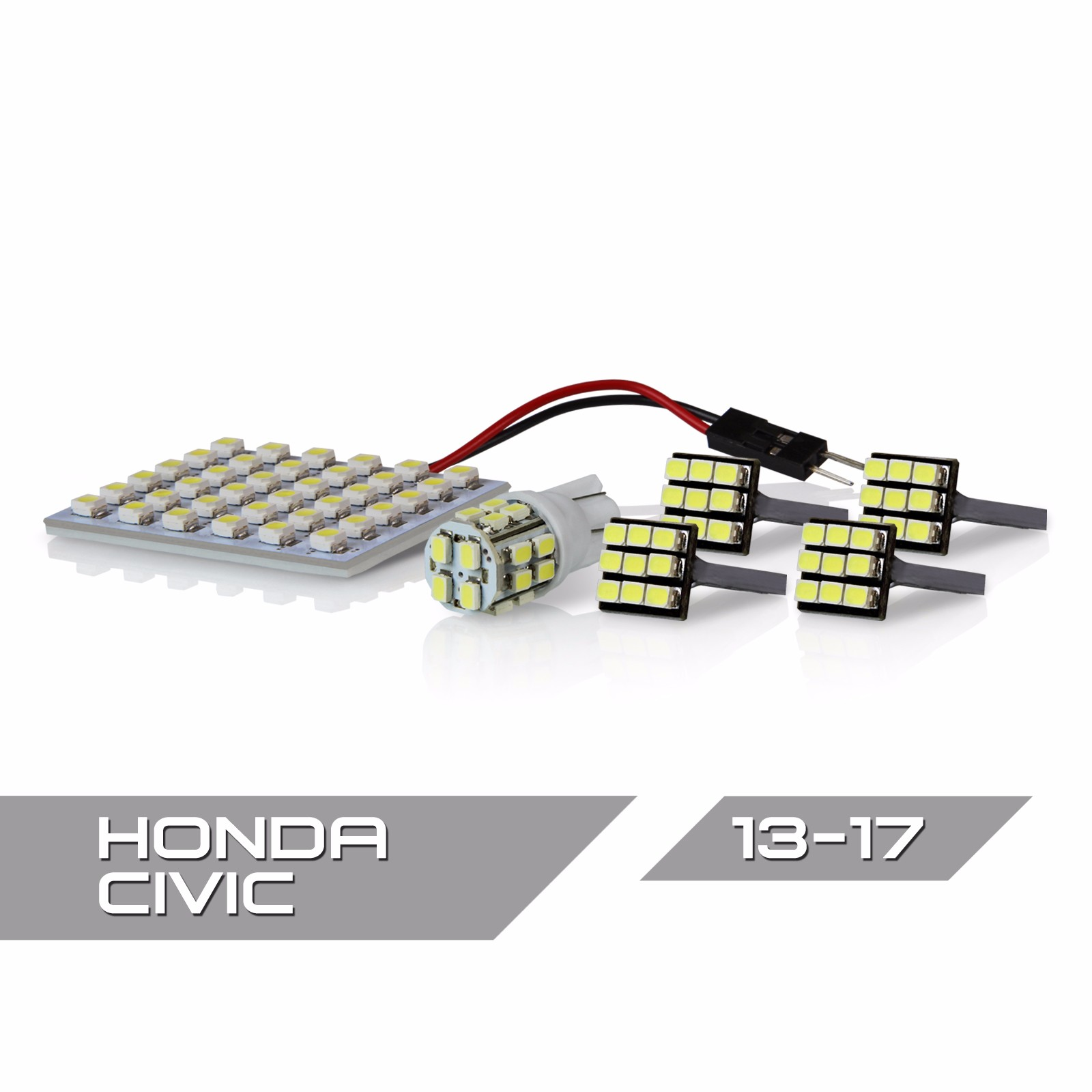 2013 Honda Civic Led Interior Light Package Top Tier Autoparts
