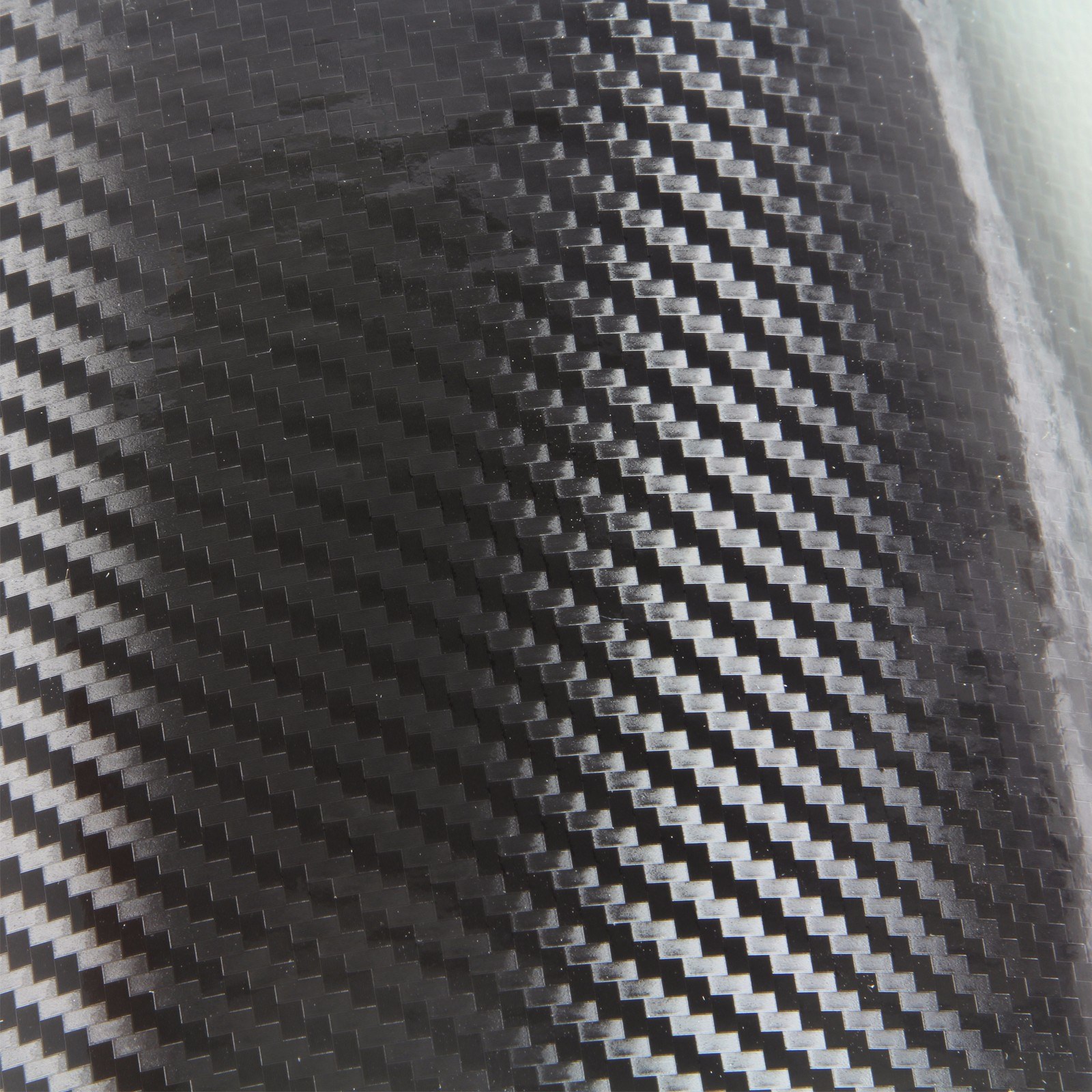 Project Ra 5d Bubble Free Carbon Fiber Vinyl Wrap Top