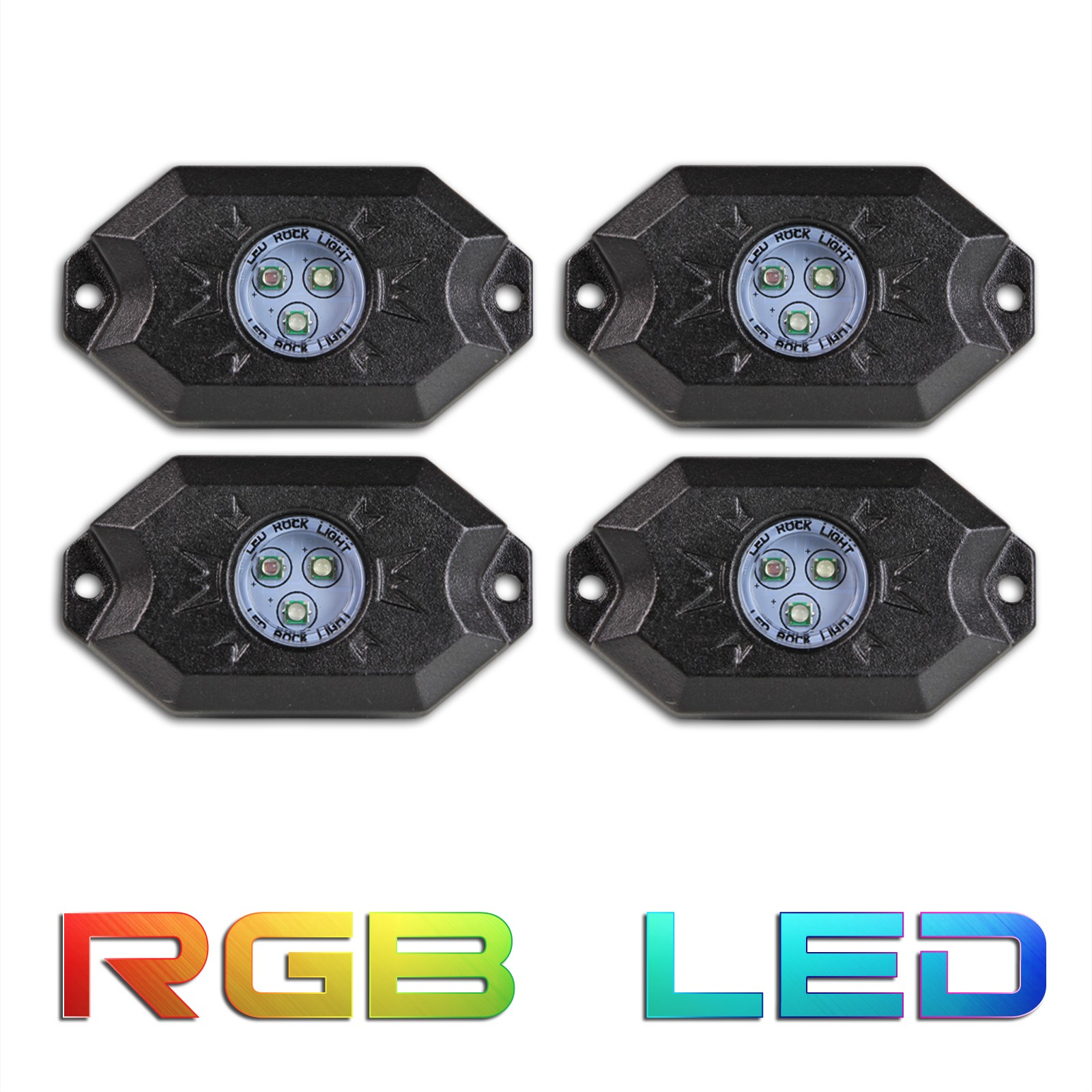 Rgb Led Rock Lights Puddle Project Ra Install Jeep