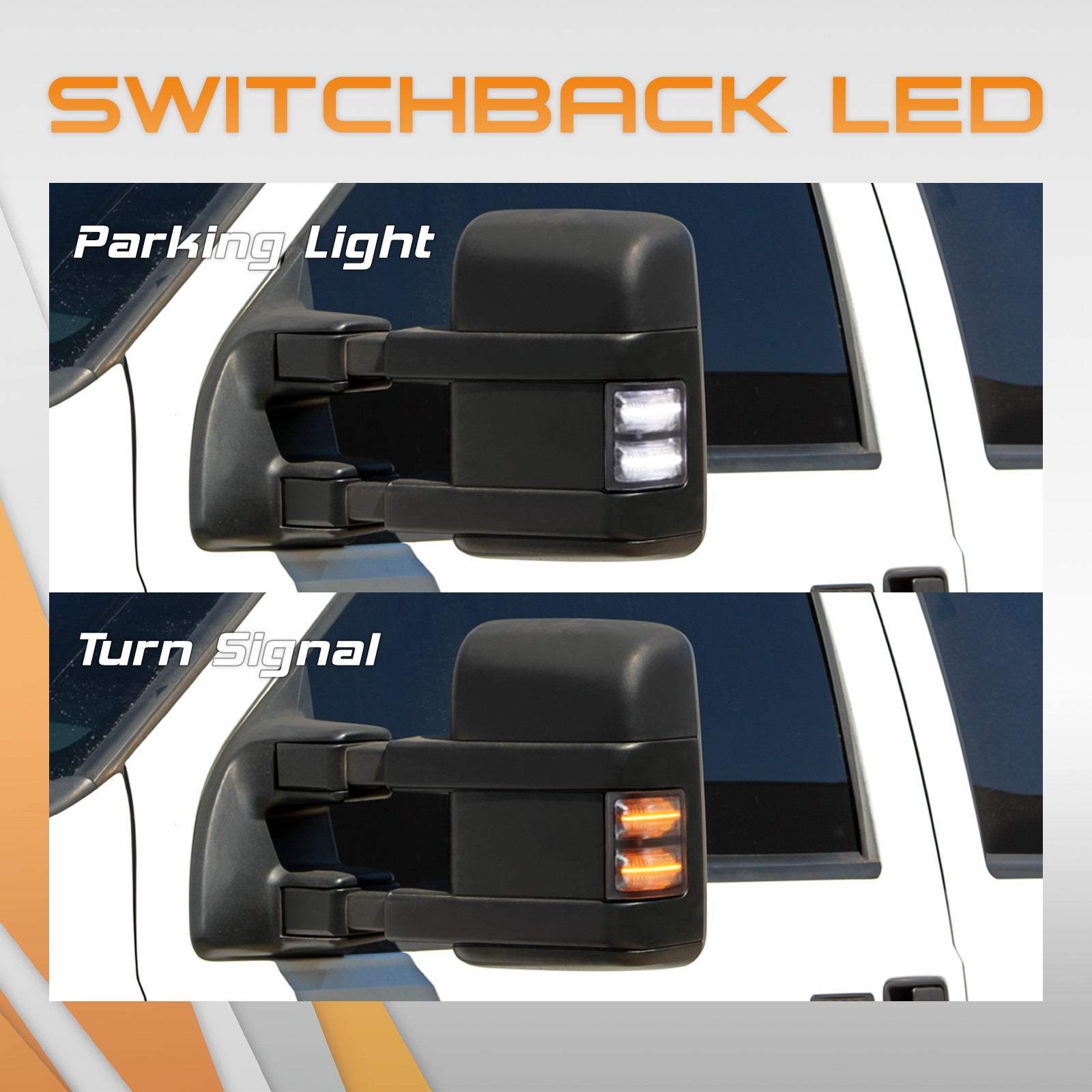 Project Ra   Ford F  Led Side Mirror Lights